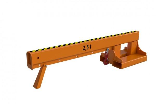 Brat telescopic stivuitor KT-K-2500 kg [1]
