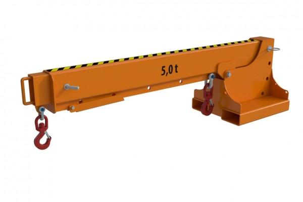 Brat telescopic stivuitor KTH-5000 kg [5]