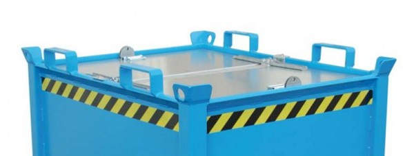Capac container articulat FB-2000 [0]