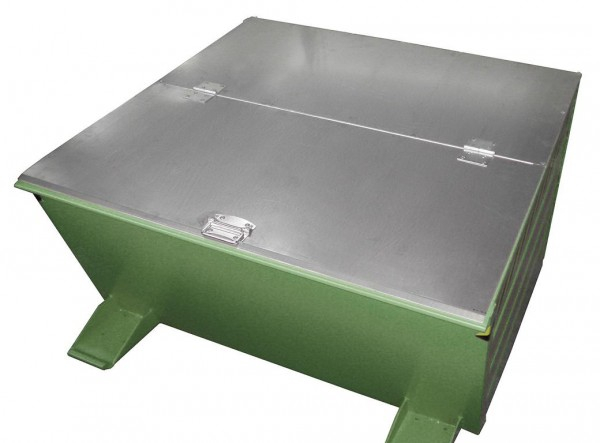 Capac pentru basculant container VD-1000 [2]