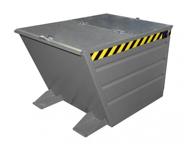 Capac pentru basculant container VG-1100 [0]