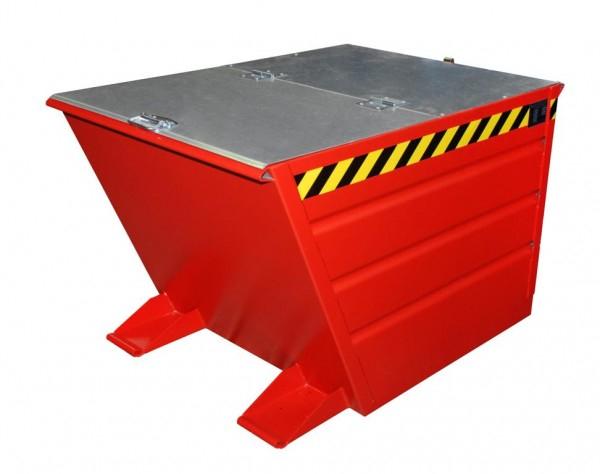 Capac pentru basculant container VG-550 [3]