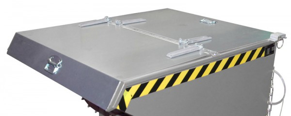 Capac pentru container basculant MGU- / SMGU-460 [0]