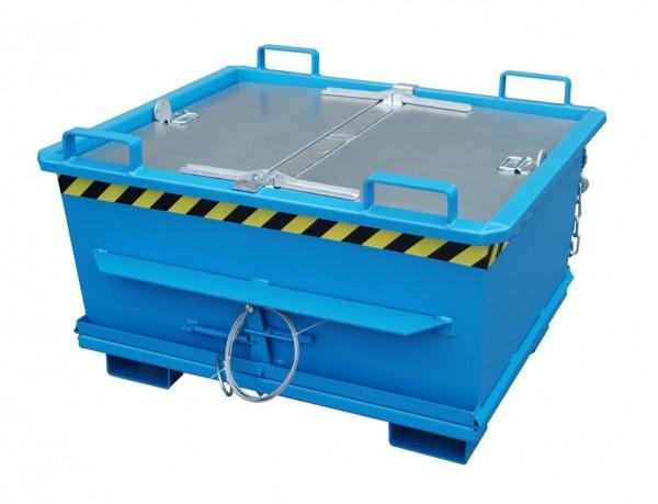 Capac pentru containerul cu fund articulat BKB [3]