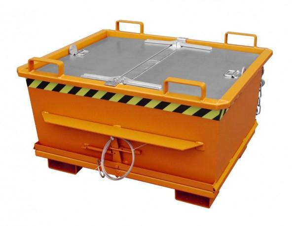 Capac pentru containerul cu fund articulat BKB [5]