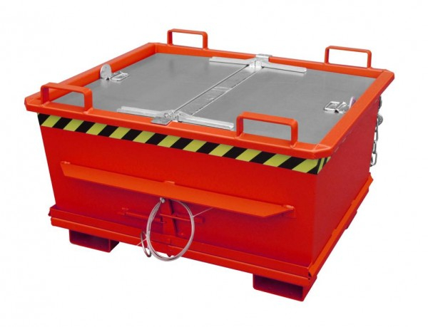 Capac pentru containerul cu fund articulat BKB [4]