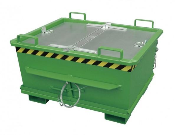 Capac pentru containerul cu fund articulat BKB [2]