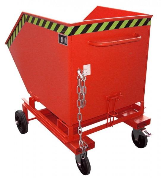 Container basculant KW-ET-600 cu buzunare auto [0]