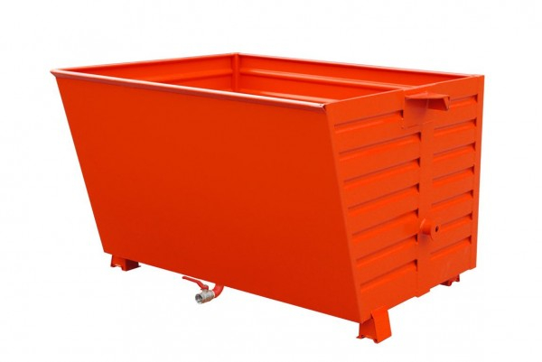 Container cu podea perforata BSS-150 [0]