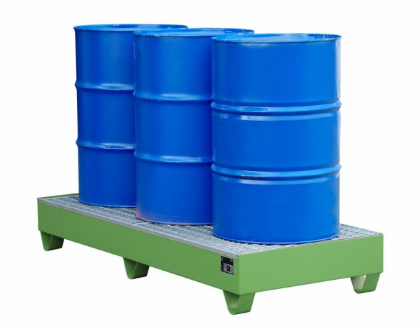 Tava depozitare lichide inflamabilecu grilaj 2050 / 2051 [3]