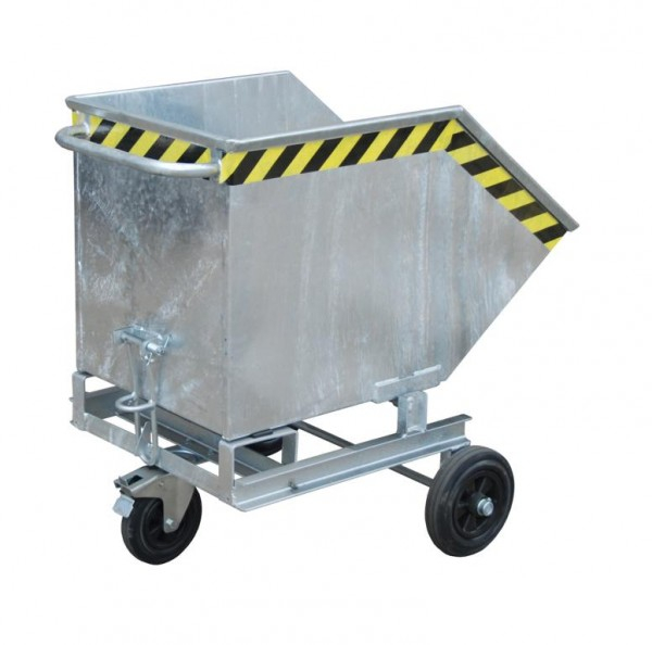 Container basculant KW-250 fara buzunare [0]