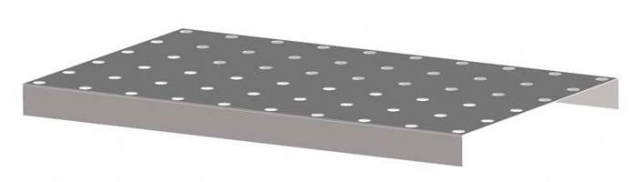 Grătar din tablă perforată pentru tava tip KGW-4 [0]