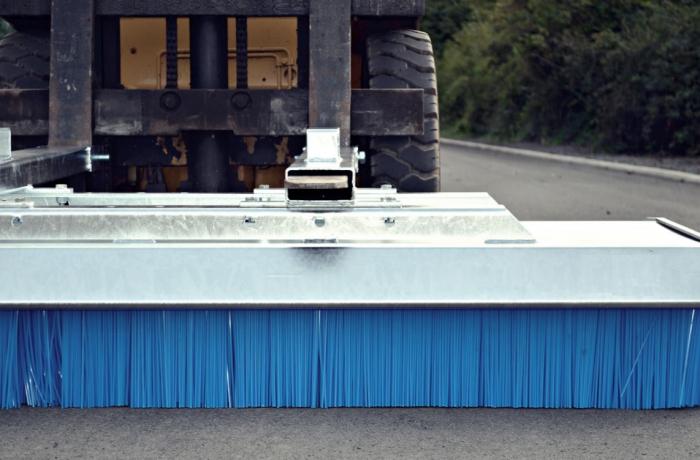 Perie stivuitor 1.5m KehrMuli S1500 [8]