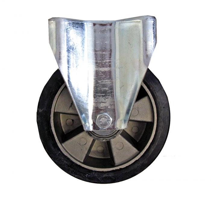 Roată aluminiu cu cauciuc RO-AL [0]