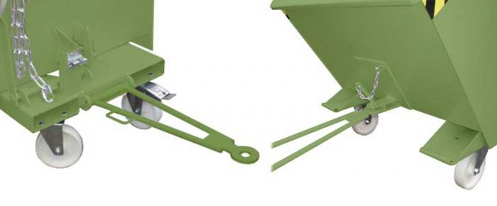 Sistem remorcare pentru containere basculabile Bauer Sudlohn [0]