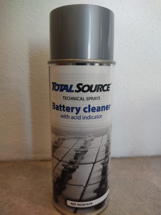 Spray baterii Totalsource, 400ml [0]