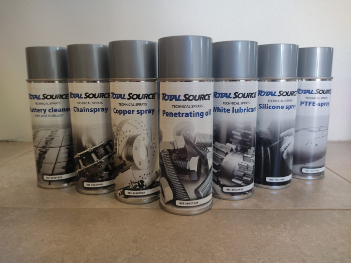 Spray silicon Totalsource, 400 ml [2]