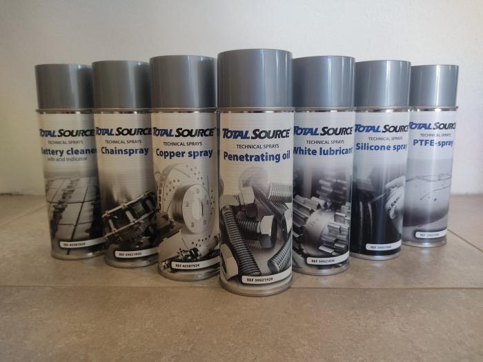 Spray teflon PTFE Totalsource, 400ml [2]