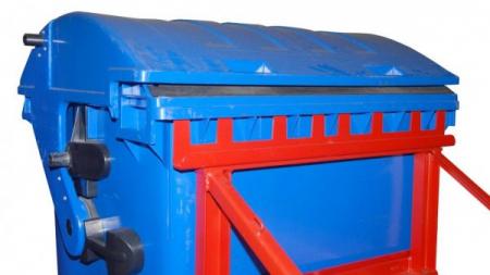 Basculanta gunoi pentru stivuitoare MH-II [2]