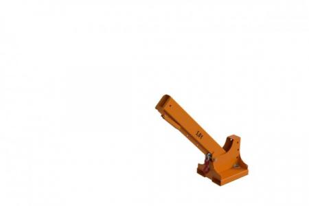 Brat telescopic extensibil KTH-K-5000 kg [1]