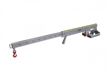 Brat telescopic stivuitor KT-2500 kg [10]