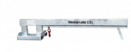 Brat telescopic stivuitor KT-2500 kg [8]