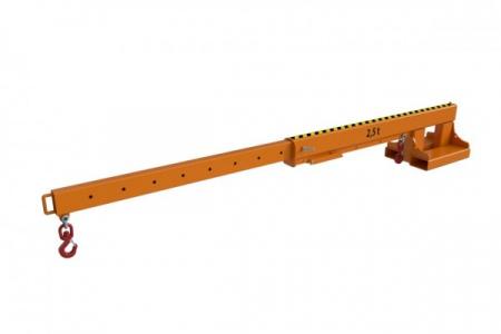 Brat telescopic stivuitor KT-2500 kg [2]