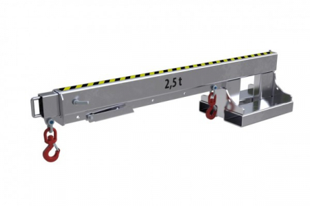 Brat telescopic stivuitor KT-2500 kg [11]