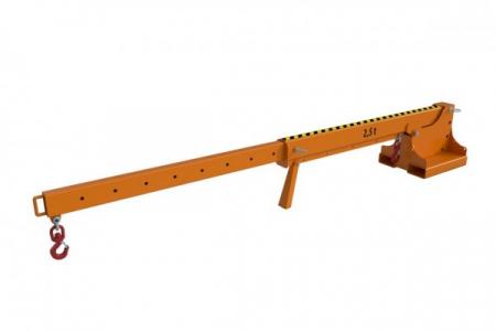 Brat telescopic stivuitor KTH-2500 kg [2]