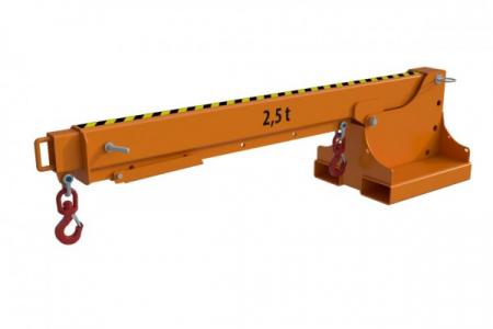 Brat telescopic stivuitor KTH-2500 kg [3]