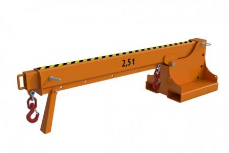 Brat telescopic stivuitor KTH-2500 kg [4]