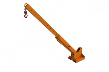 Brat telescopic stivuitor KTH-2500 kg [1]