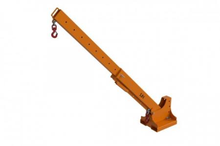 Brat telescopic stivuitor KTH-5000 kg [2]