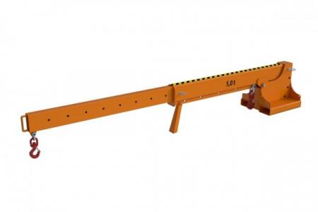 Brat telescopic stivuitor KTH-5000 kg [3]