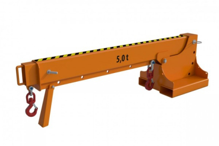 Brat telescopic stivuitor KTH-5000 kg [0]