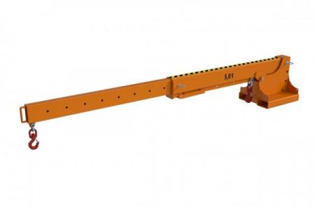 Brat telescopic stivuitor KTH-5000 kg [1]