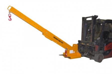 Brat telescopic stivuitor KTH-5000 kg [4]