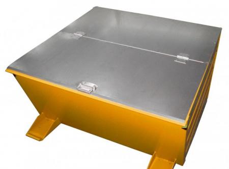 Capac pentru basculant container VD-1000 [4]