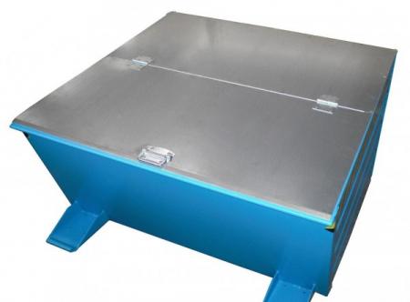 Capac pentru basculant container VD-500 [2]