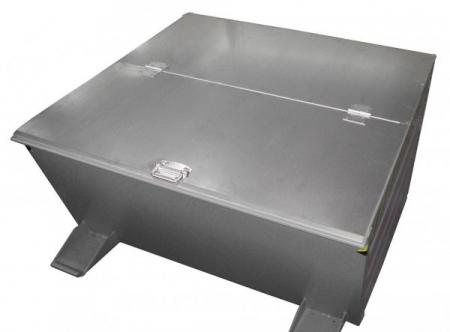 Capac pentru basculant container VD-500 [0]
