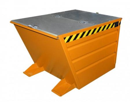 Capac pentru basculant container VG-1100 [4]