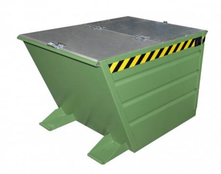 Capac pentru basculant container VG-1100 [1]