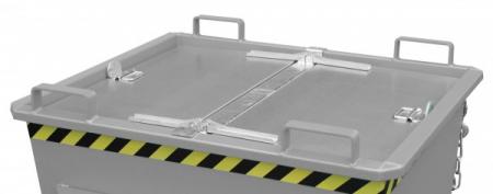 Capac pentru containerul cu fund articulat BKB [0]