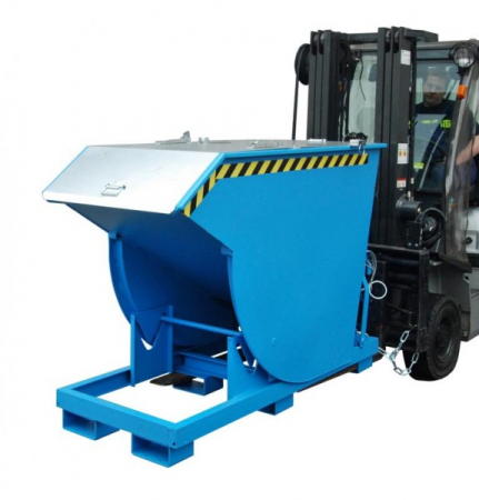 Container basculant cu mecanism de rularec BKM-50 [0]