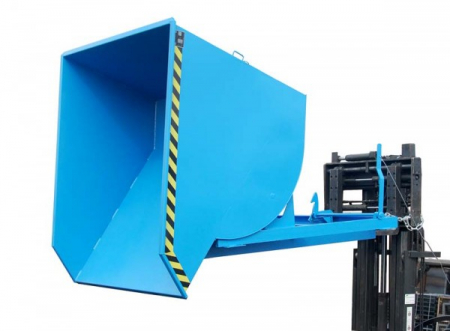 Container basculant cu mecanism de rularec BKM-75 [1]