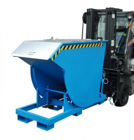 Container basculant cu mecanism de rularec BKM-75 [3]