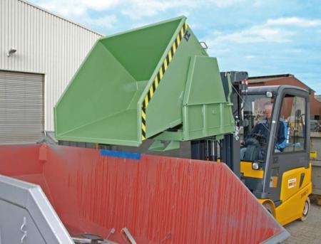 Container basculant mecanism de derulare BK-50 [1]