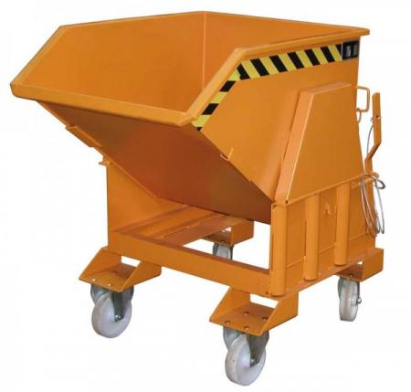 Container basculant mecanism de derulare BK-80 [1]