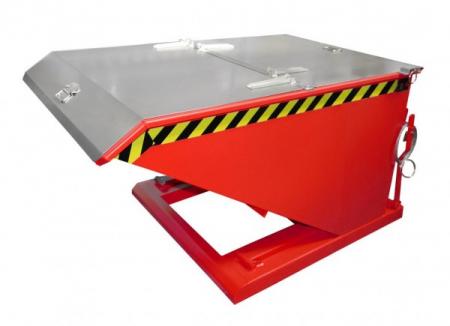Container basculant tip NK-50 pentru stivuitoare [2]