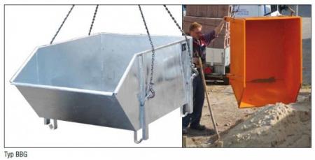 Container materiale constructii BBG-100 [2]